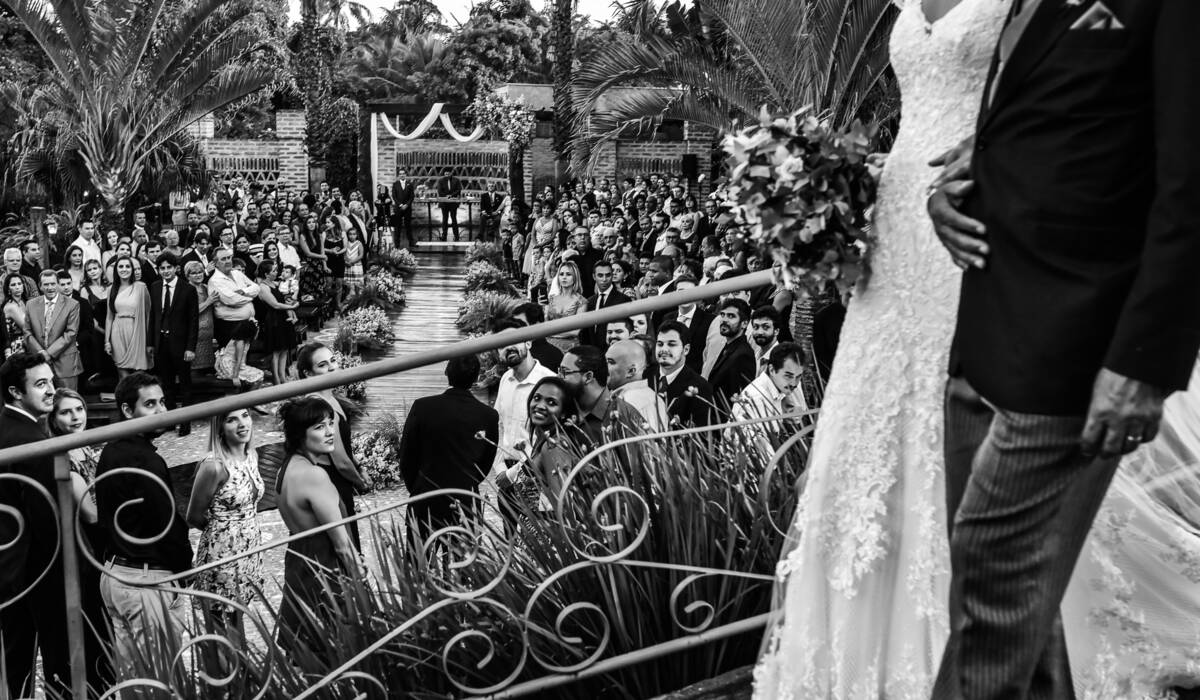Fotografia de Casamento de Patricia + Vinicius