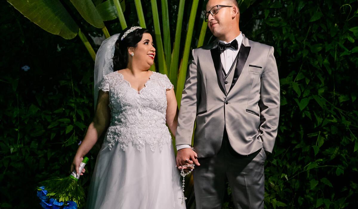 Casamento de Clarissa & Caio