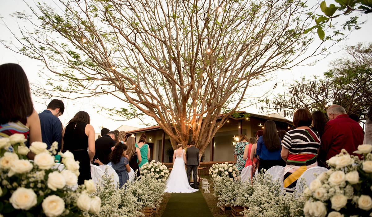 Casamento de Gabrieli e Rafael