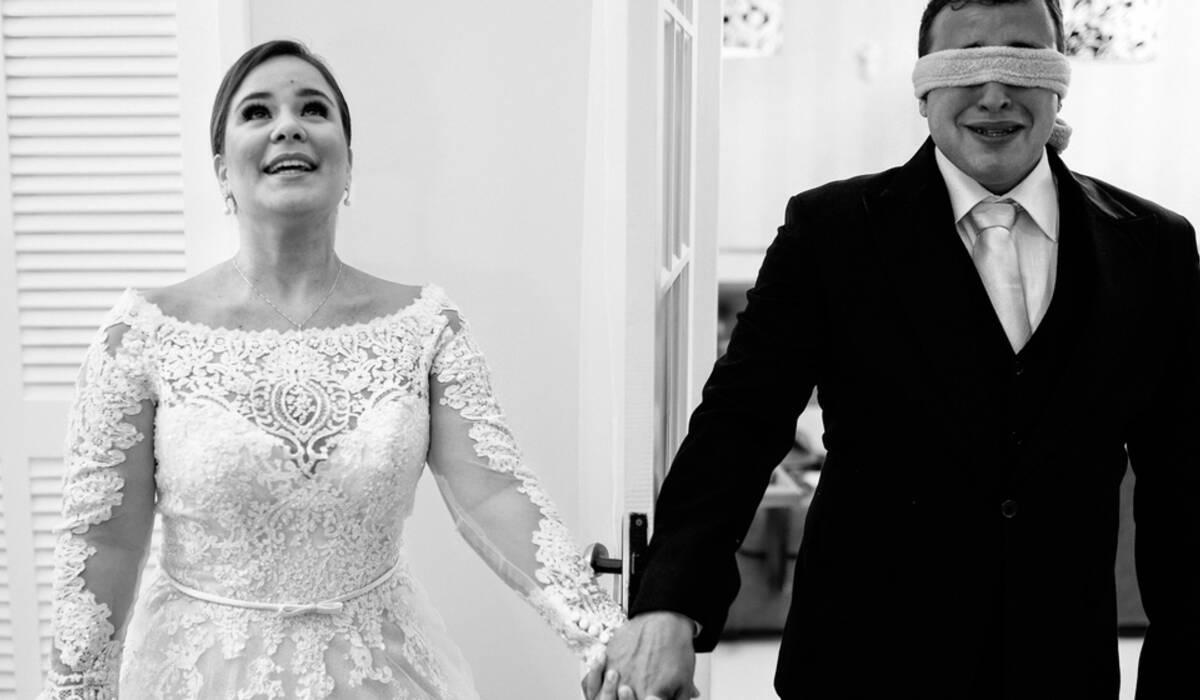 Wedding de Mariana e Rodrigo