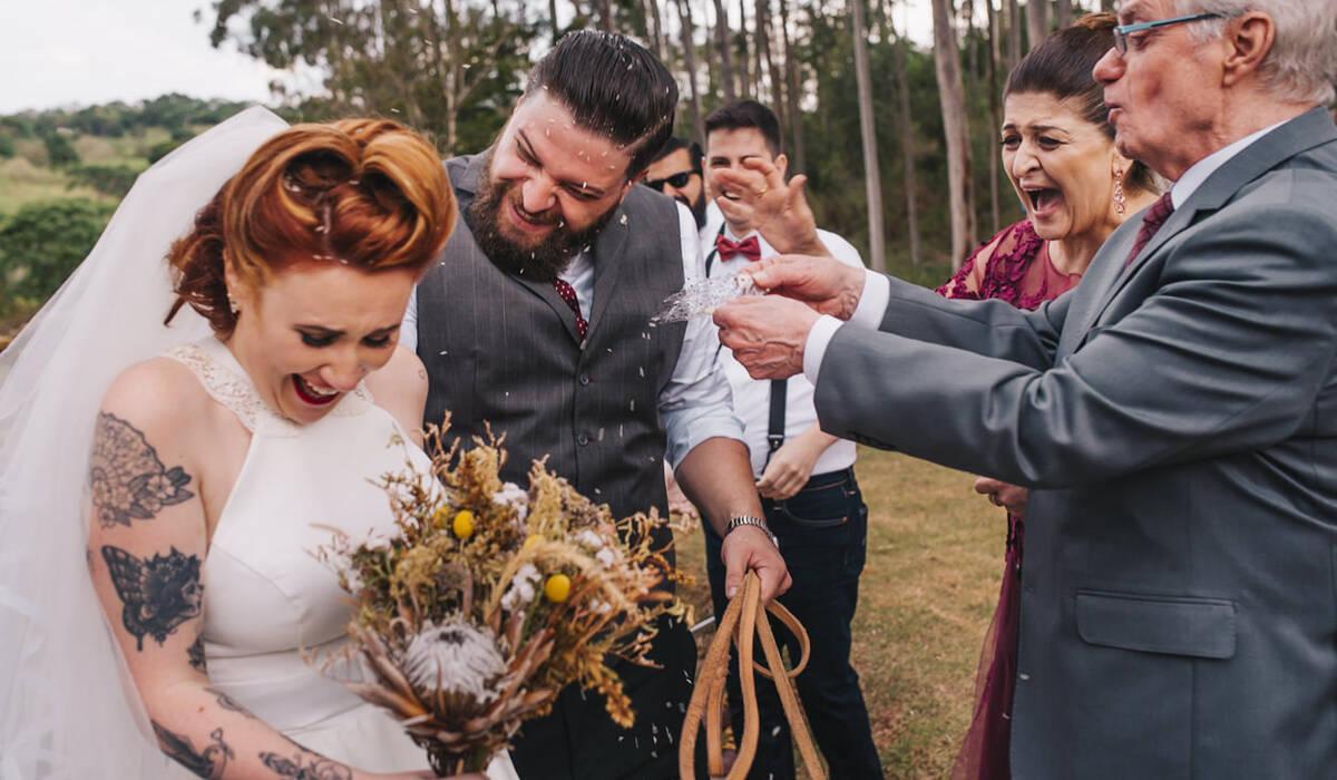 Casamento de Mari & Assef