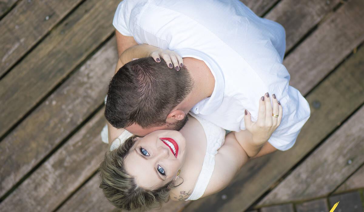 O amor está no ar... de Tuany e Emílio