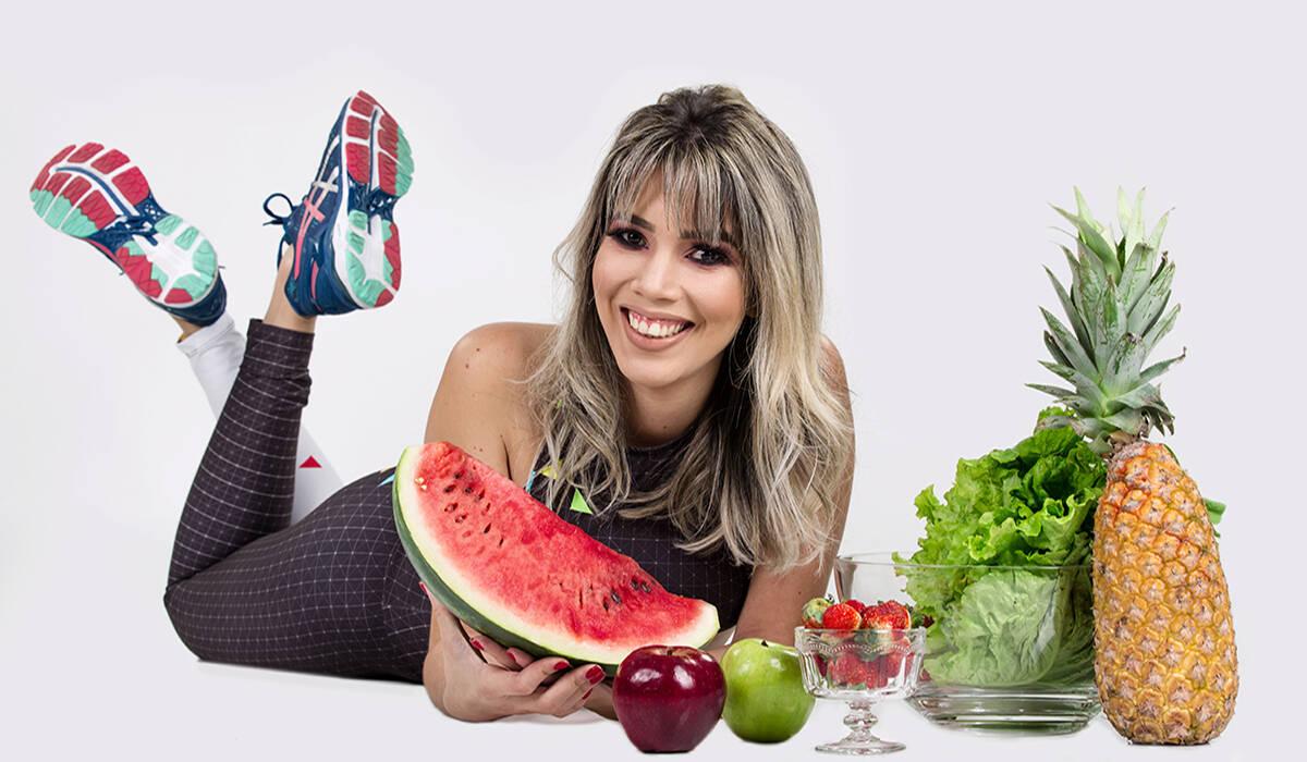 Stephanie Silva - Nutricionista de Publicidade