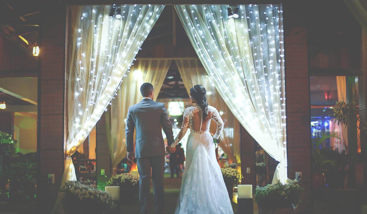 Larissa & Daniel de Casamento