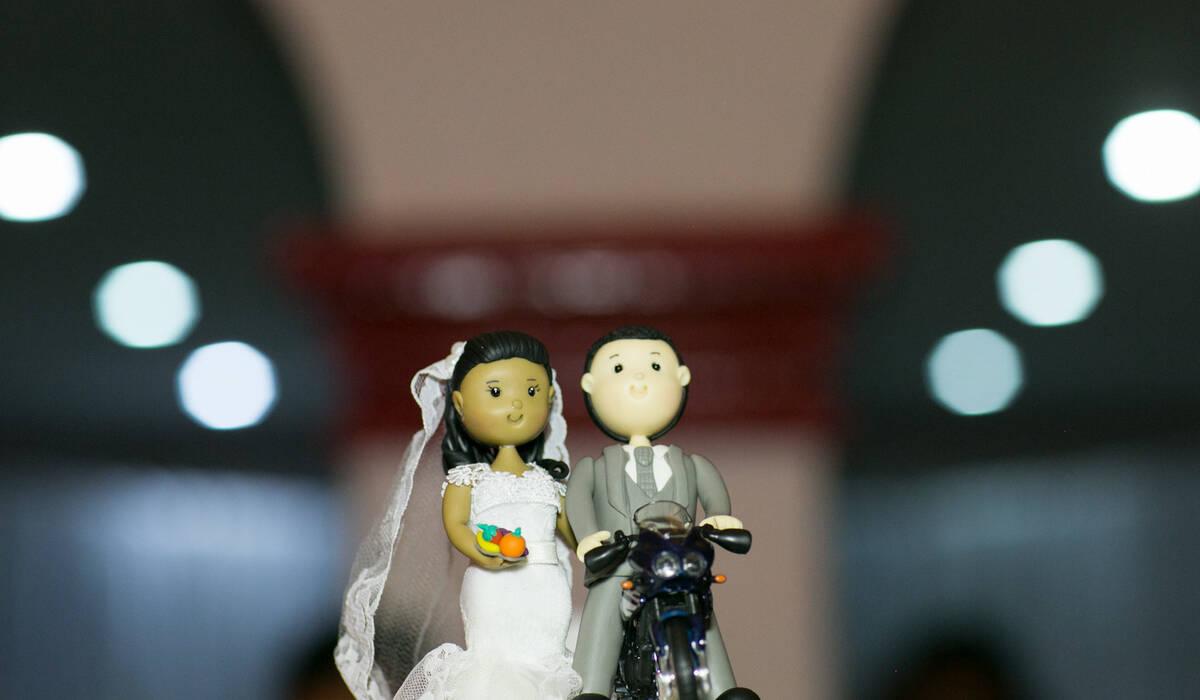 Maria Fernanda & Lindenberg de Recepção de Casamento