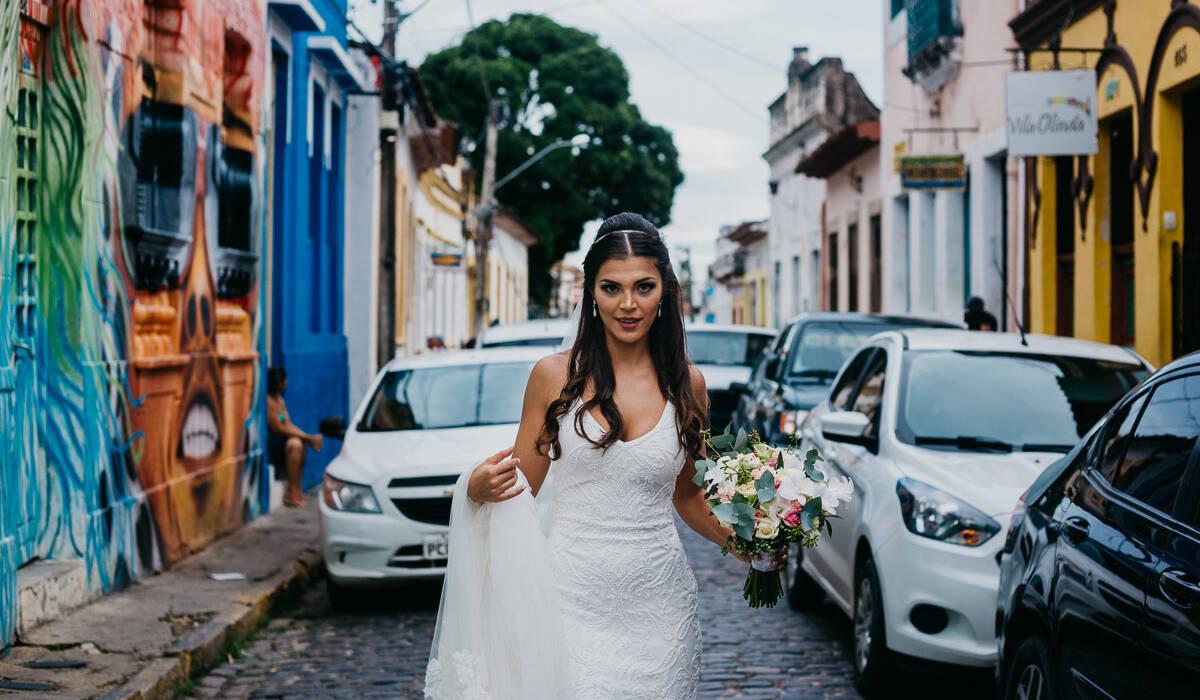 Casamento de Ana Paula e Maurílio