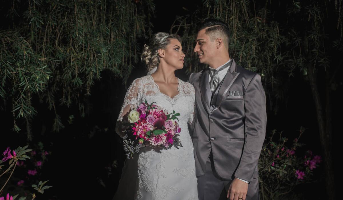 casamento de Talita e César