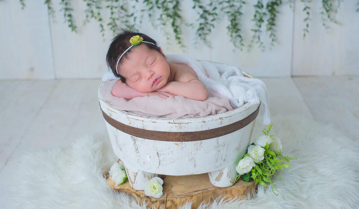 Newborn de Manu