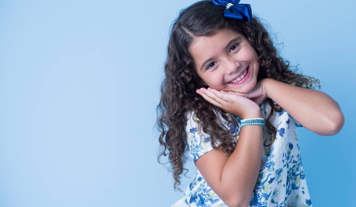 Ensaio Infantil de Manuela
