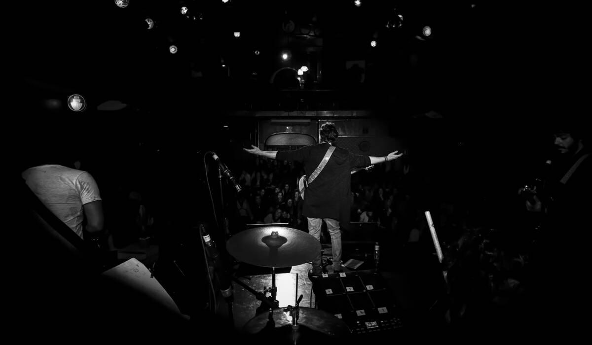 Show e Sarau de São Paulo - SP