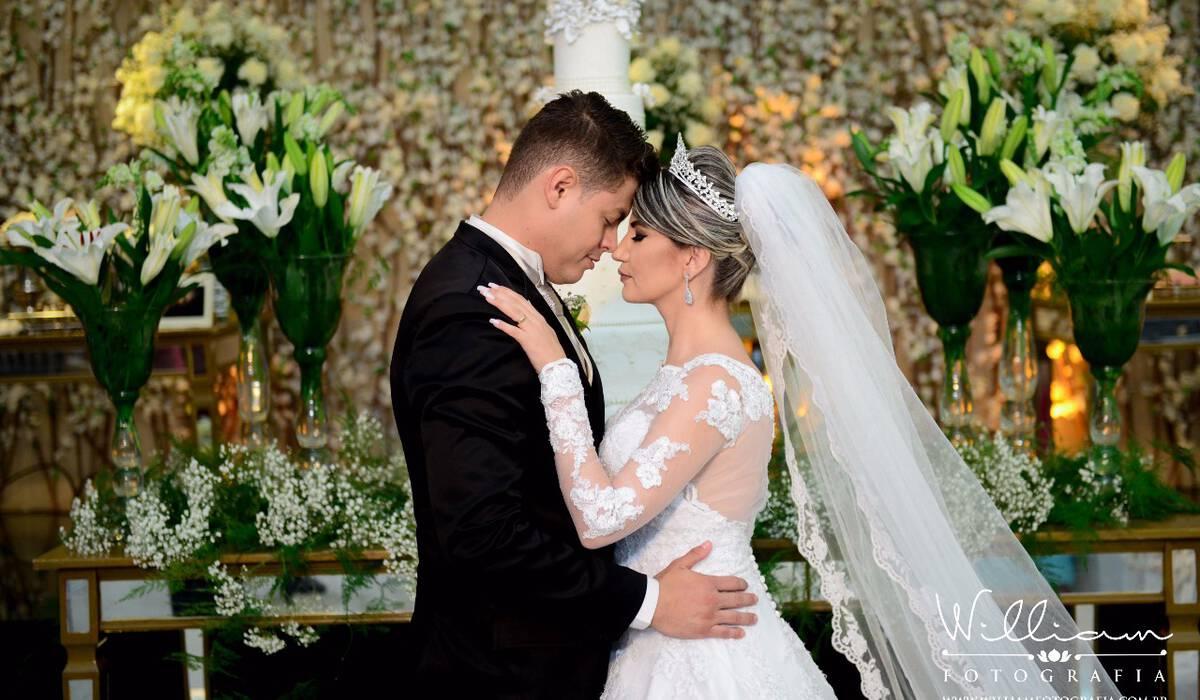Casamento de Fabíola e João