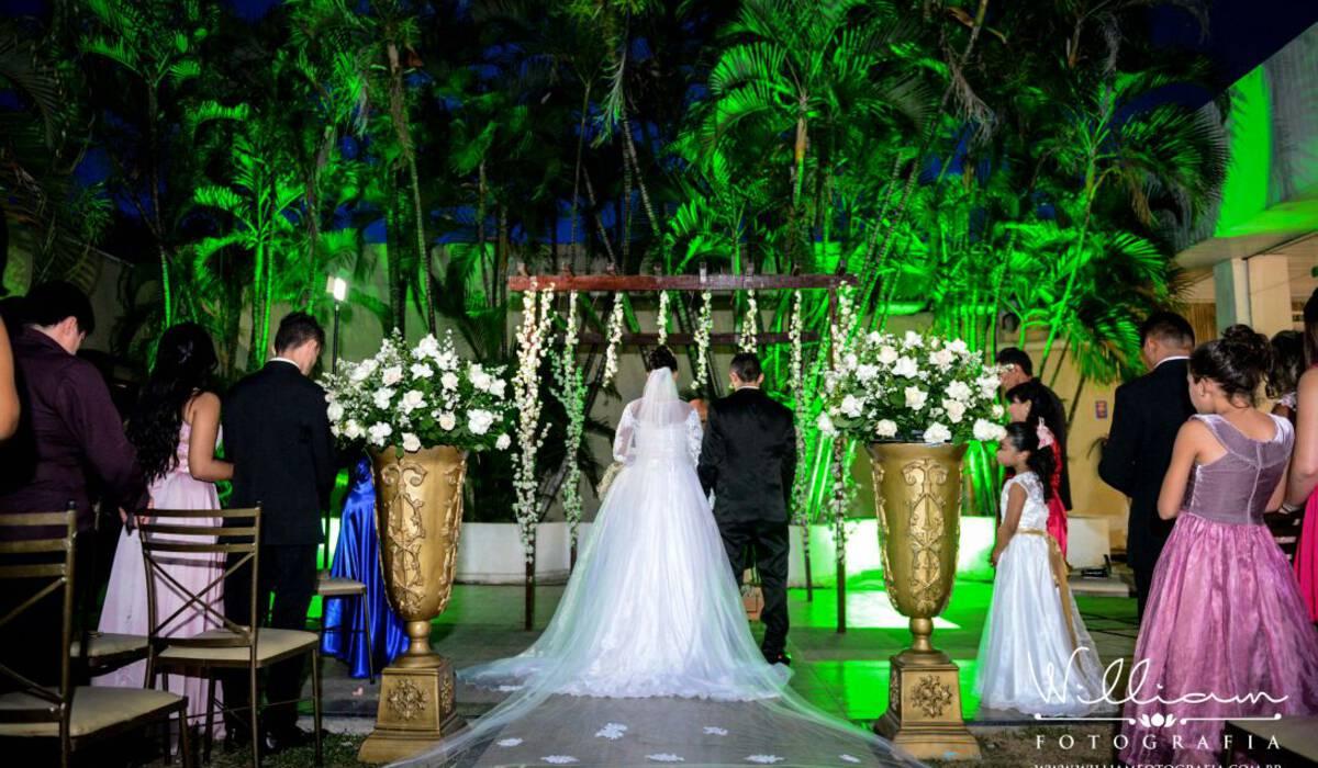 Casamento de Kelly e Cleto