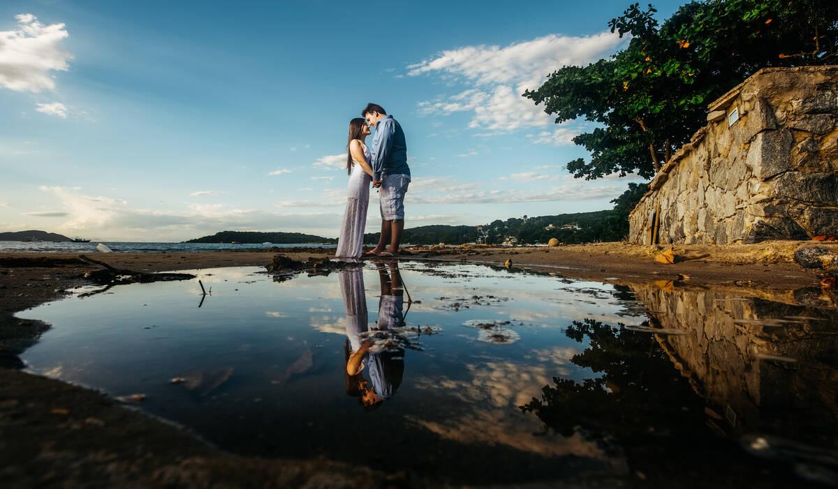 Pré Casamento de Luciana + Caio