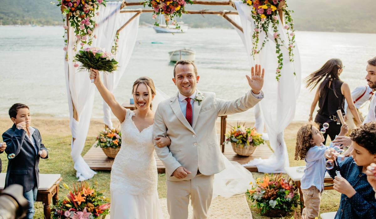 Casamento de Rebeca + Felipe