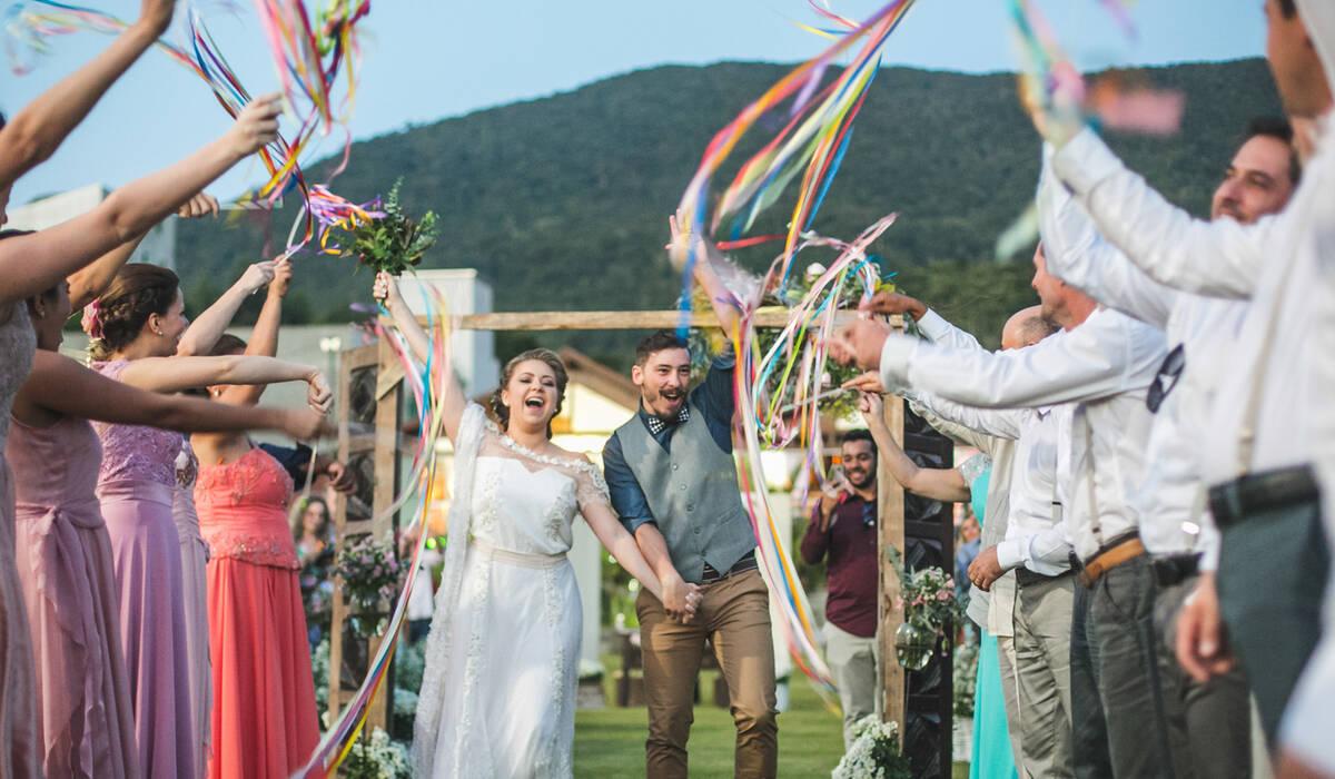 Casamento de Ana e Richard