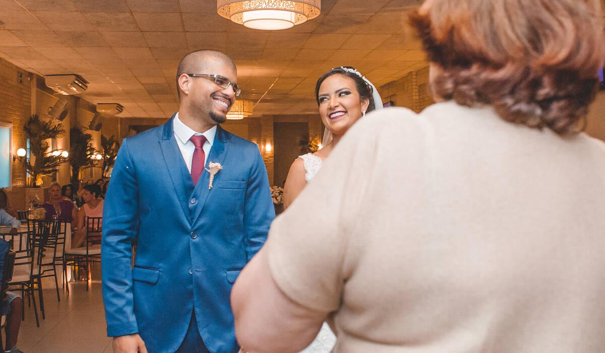 Casamento de Diana & Murilo