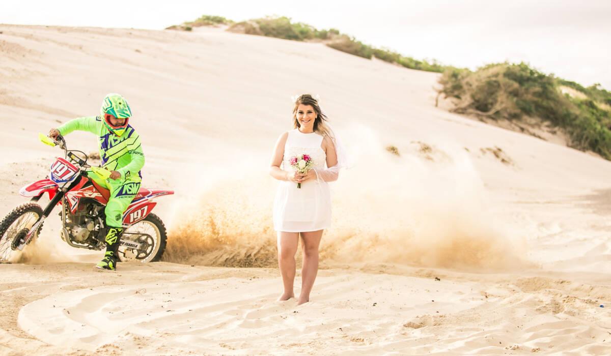 Pré Wedding de Isabela & Dario