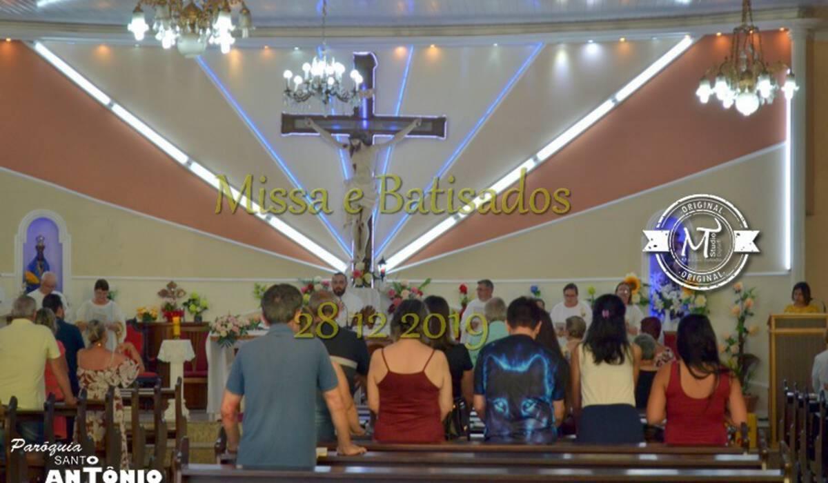 de Ultima Missae batizados de 2019