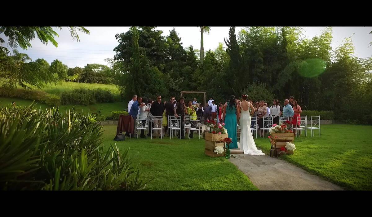 Filme Casamento de Kayc & Rose