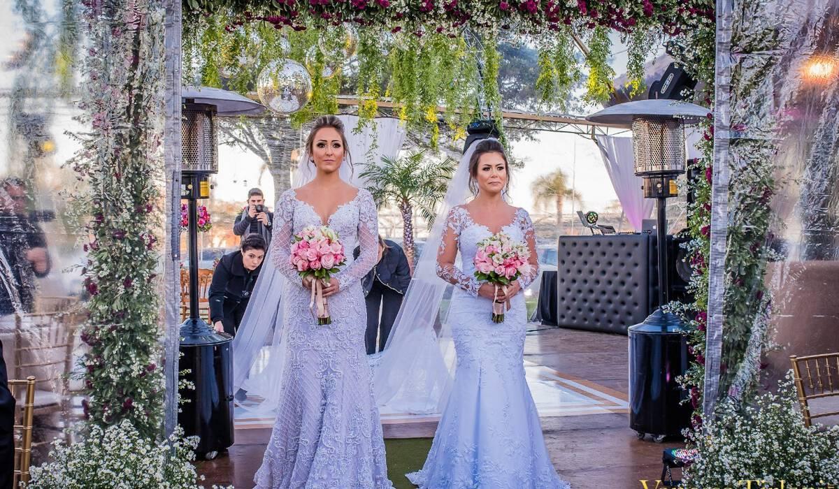 Casamento de Irmãs de