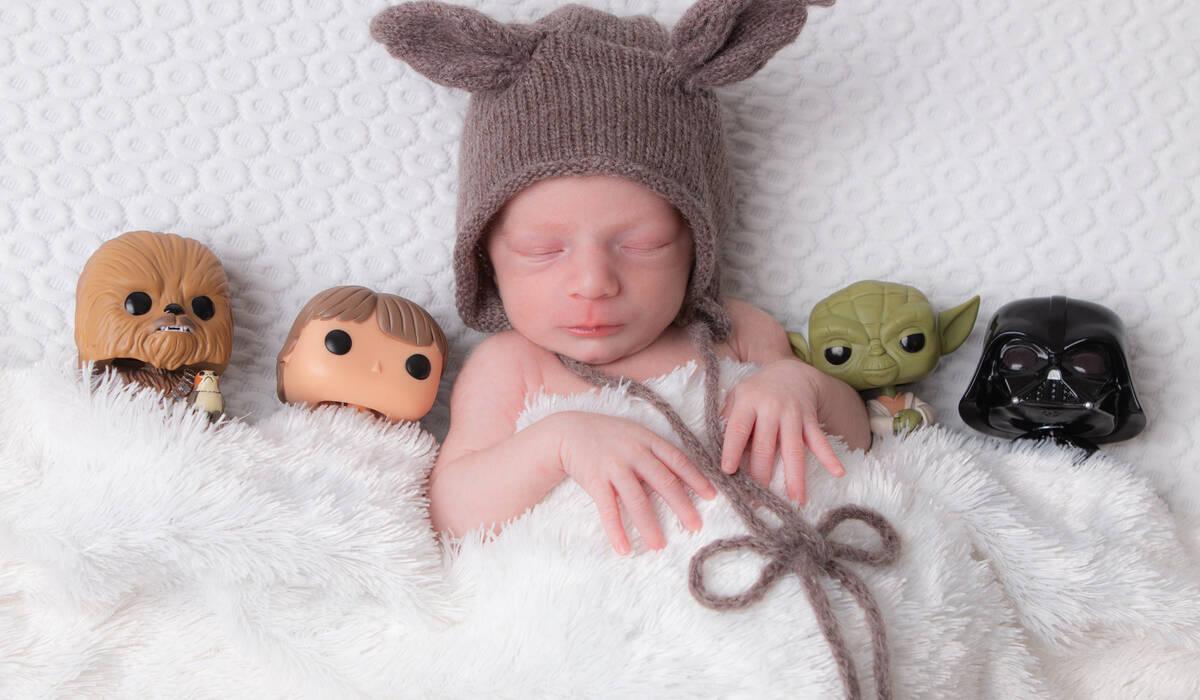 Ensaio fotográfico de bebês recém-nascidos de -NEWBORN-
