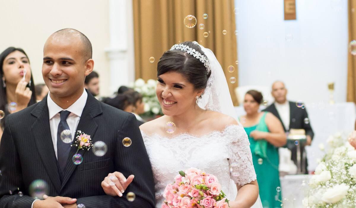 Casamento de Janna e Vítor