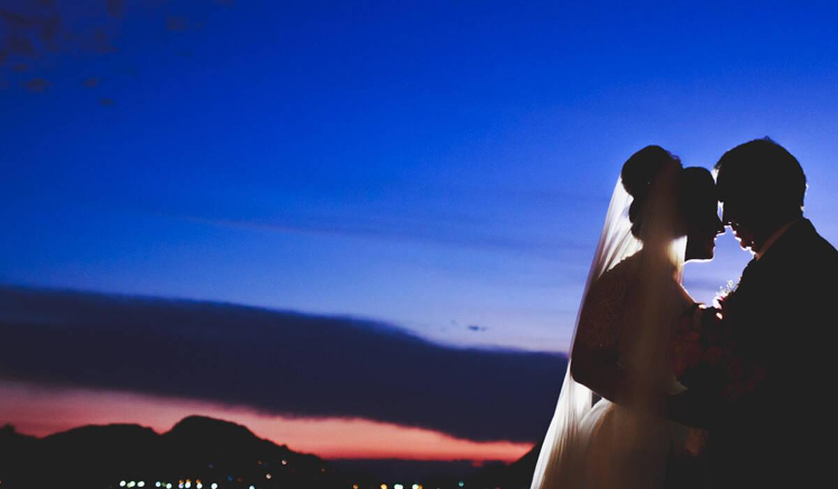 Casamento de Hazel e Rogério