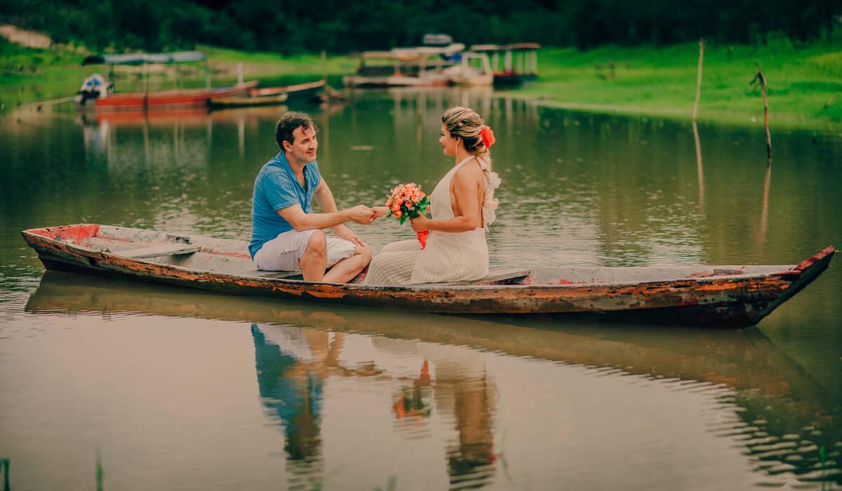 Pre Wedding de Luciana e João Daniel