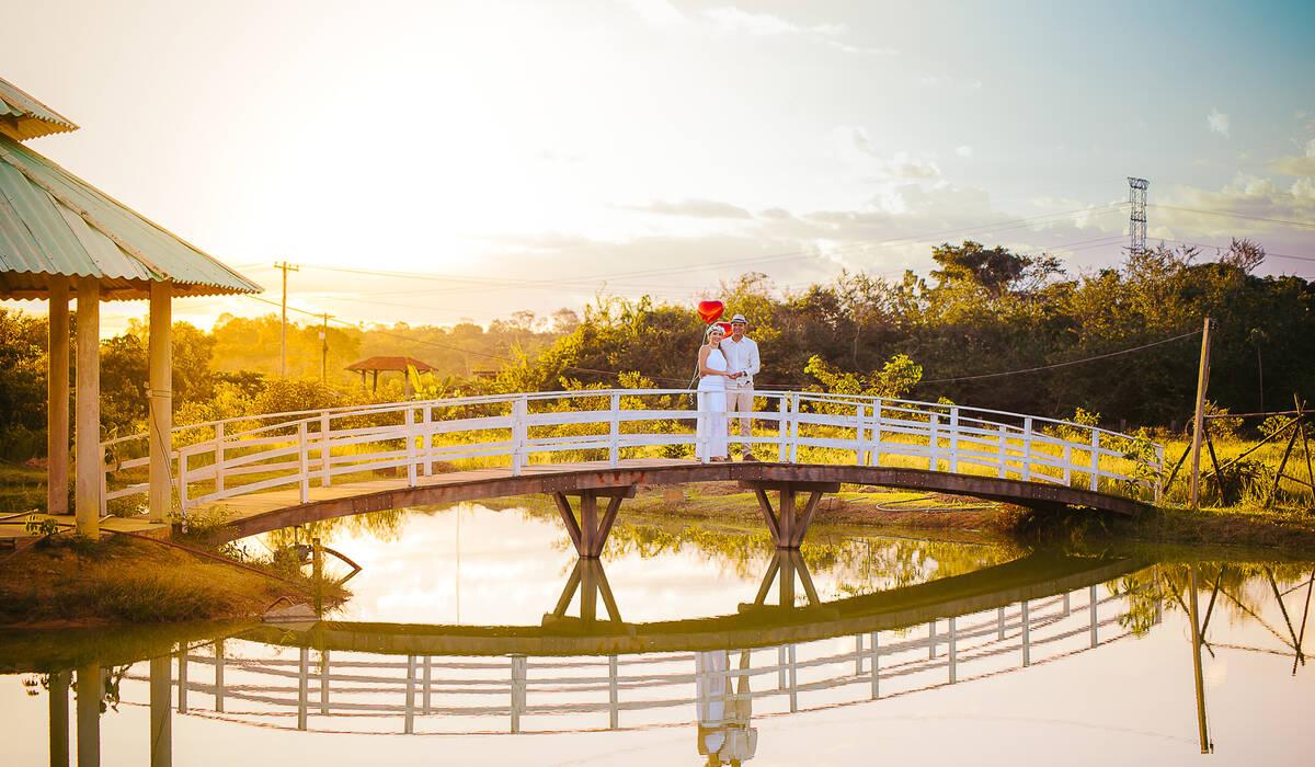 Foto Pré Casamento de Neliene e Klebson