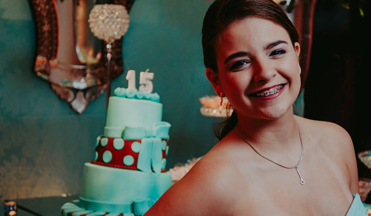 Maria Clara de 15 Anos