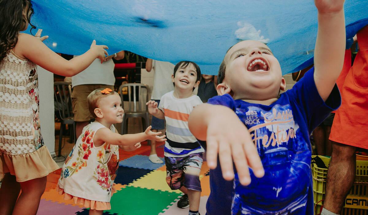 Festa Infantil de João Pedro 2 Anos