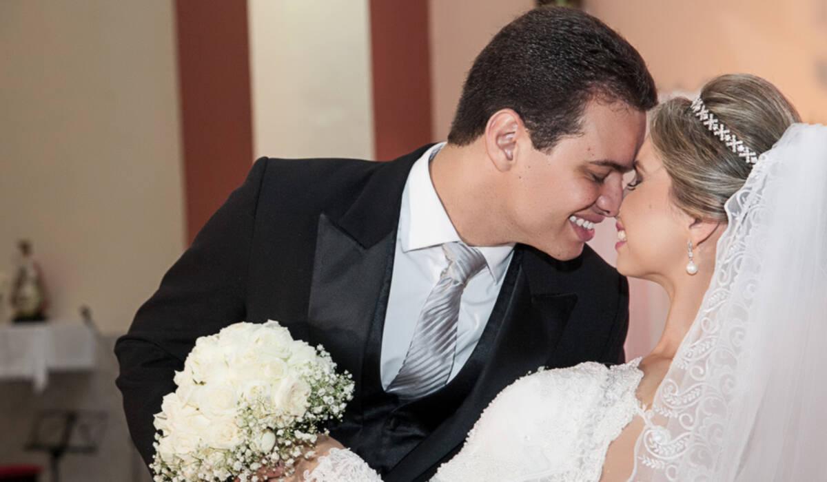 Casamento de | D + P |