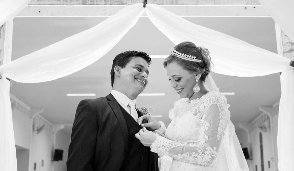 Casamento de Thiago e Nielly