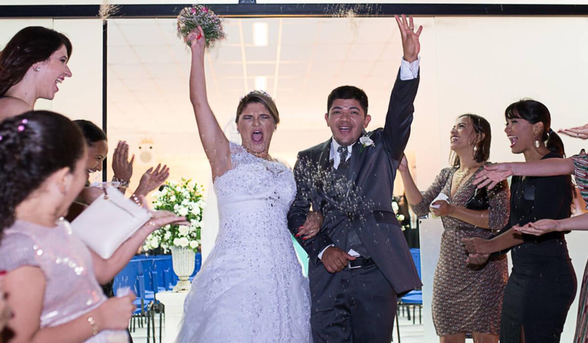 Casamento de W + C