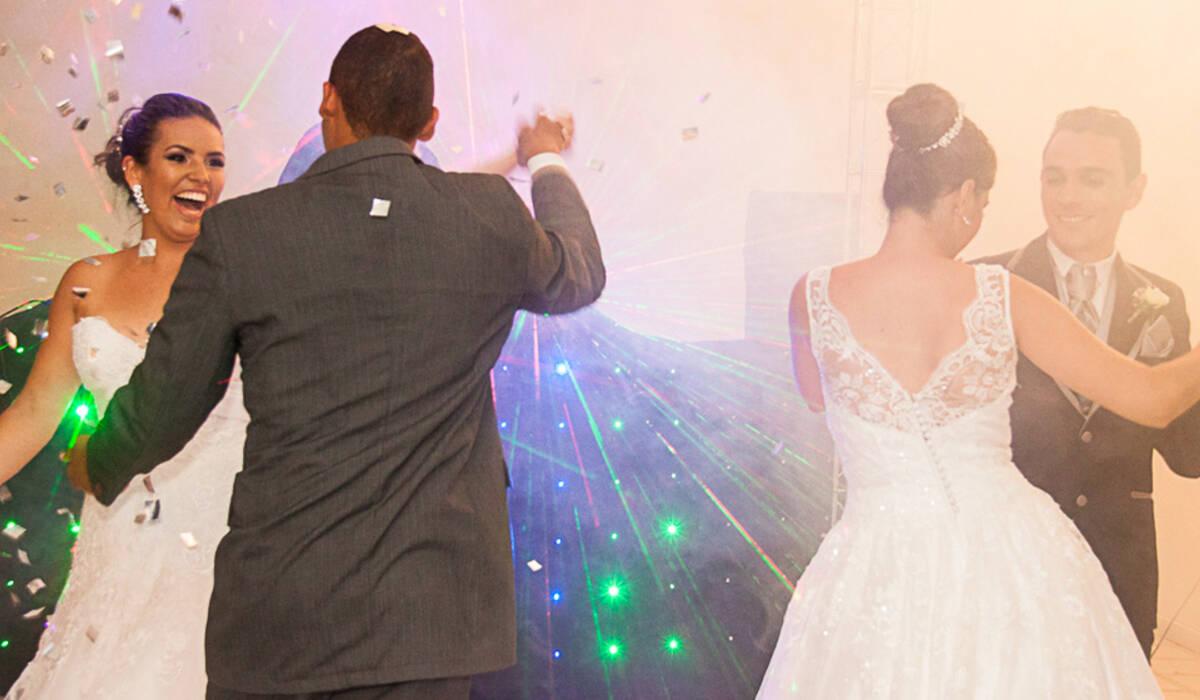 Casamento de N+E / N+R