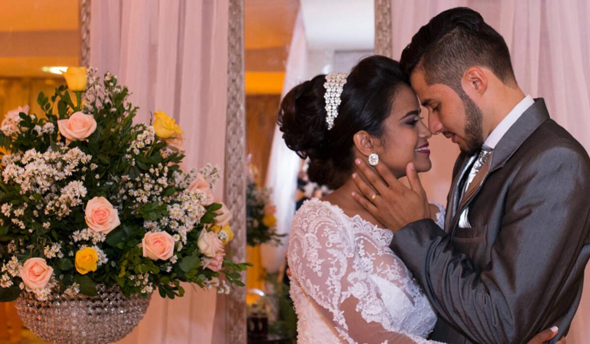 Casamento de jose e Jacson