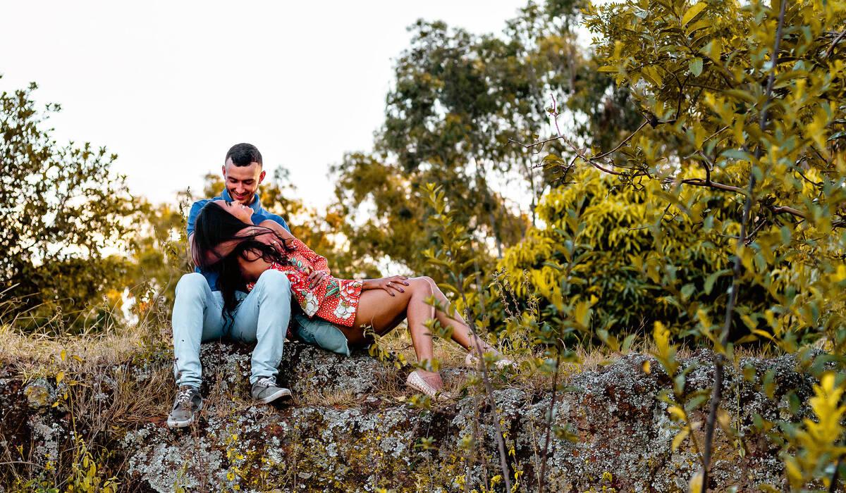 Pré-Casamento de Aline + Heitor