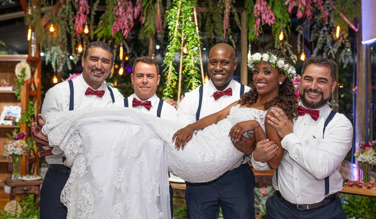 Casamento Ana Carolina & Rafael Almeida de Casamentos