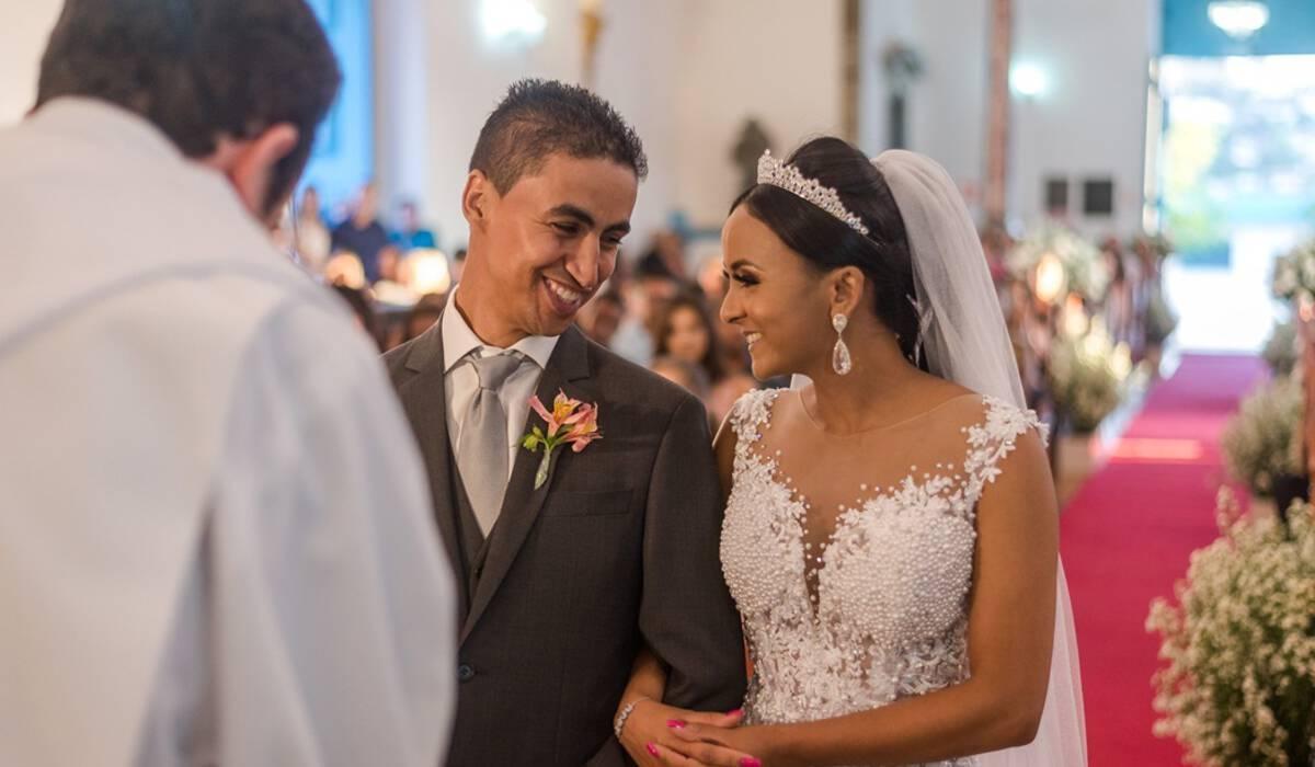 Casamentos de Juliana e Cláudio