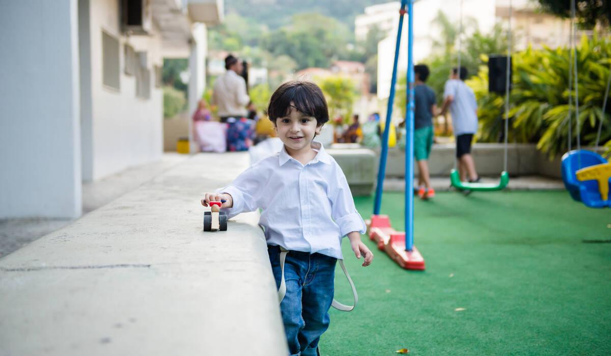 Festa Infantil de 3 anos Vicente