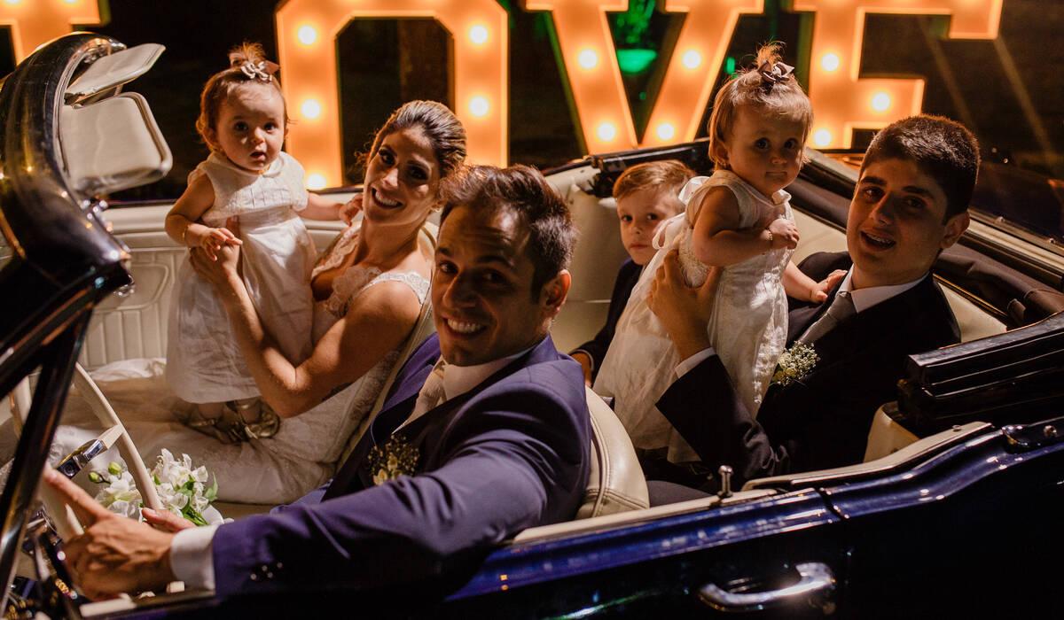 Que família mais linda! de Aline & Dorival