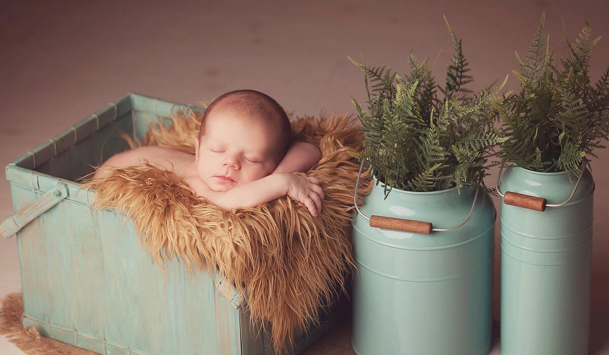 Newborn de Heitor