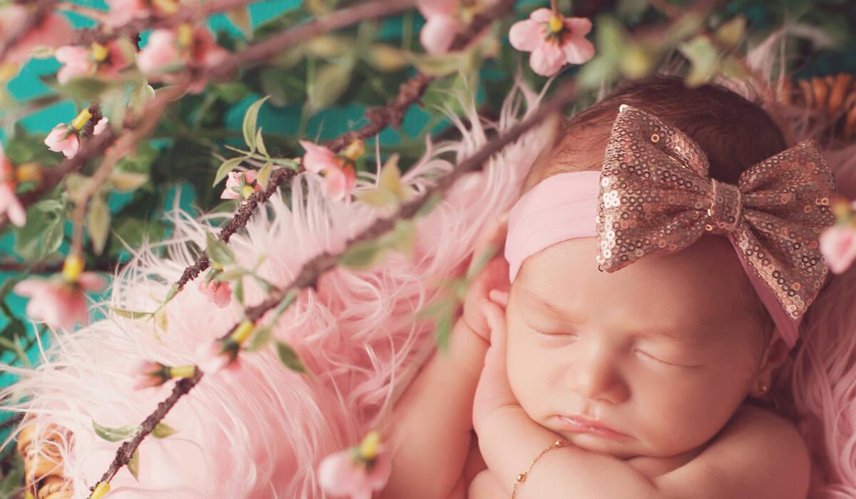 Newborn de Ensaio Ana Clara