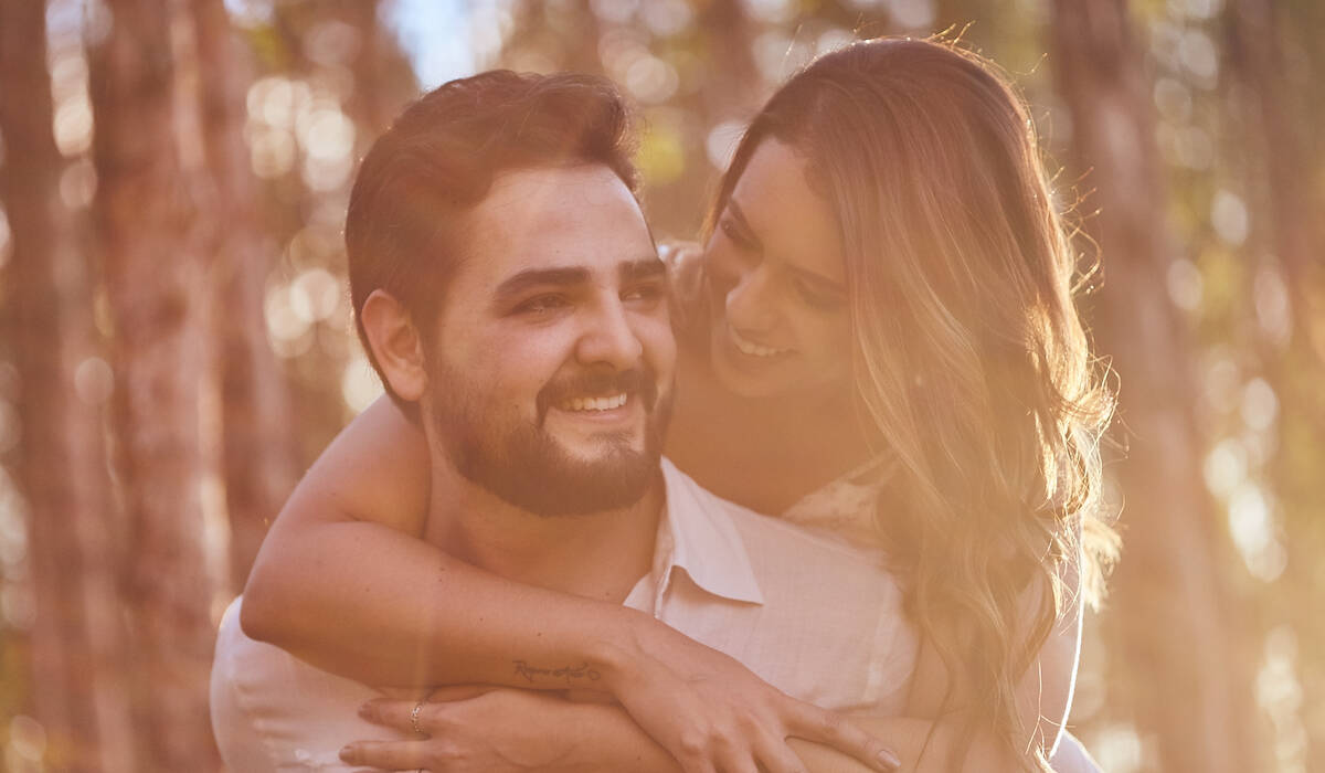 Pré - Casamento de Rebeka e Daniel