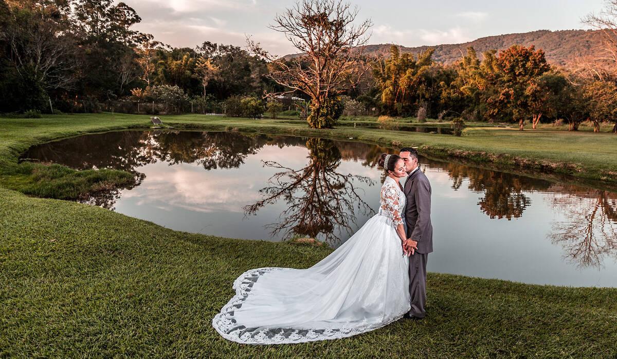 Casamento de Lilian e Diego