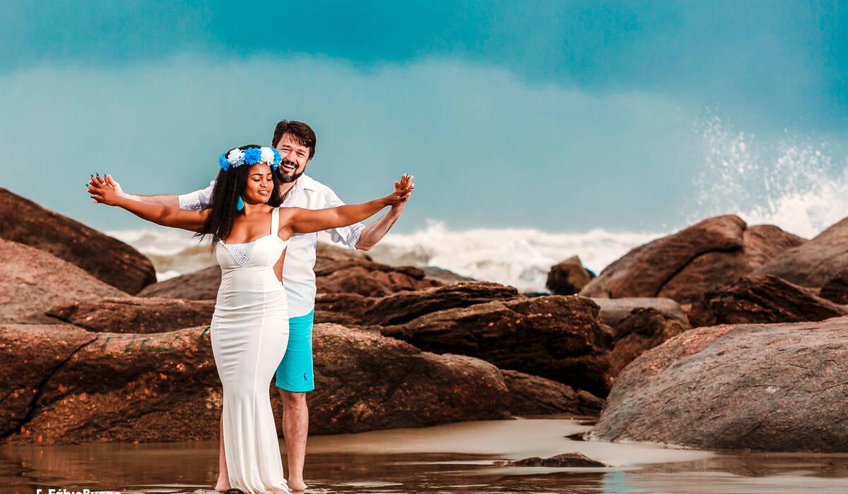 Ensaio Pré Casamento de Claudyana e Gerson