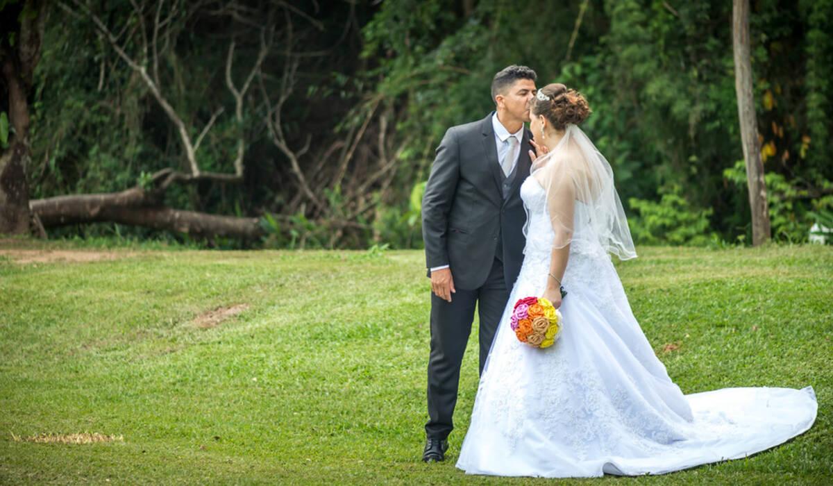 Casamento de Daiane e Aguinaldo