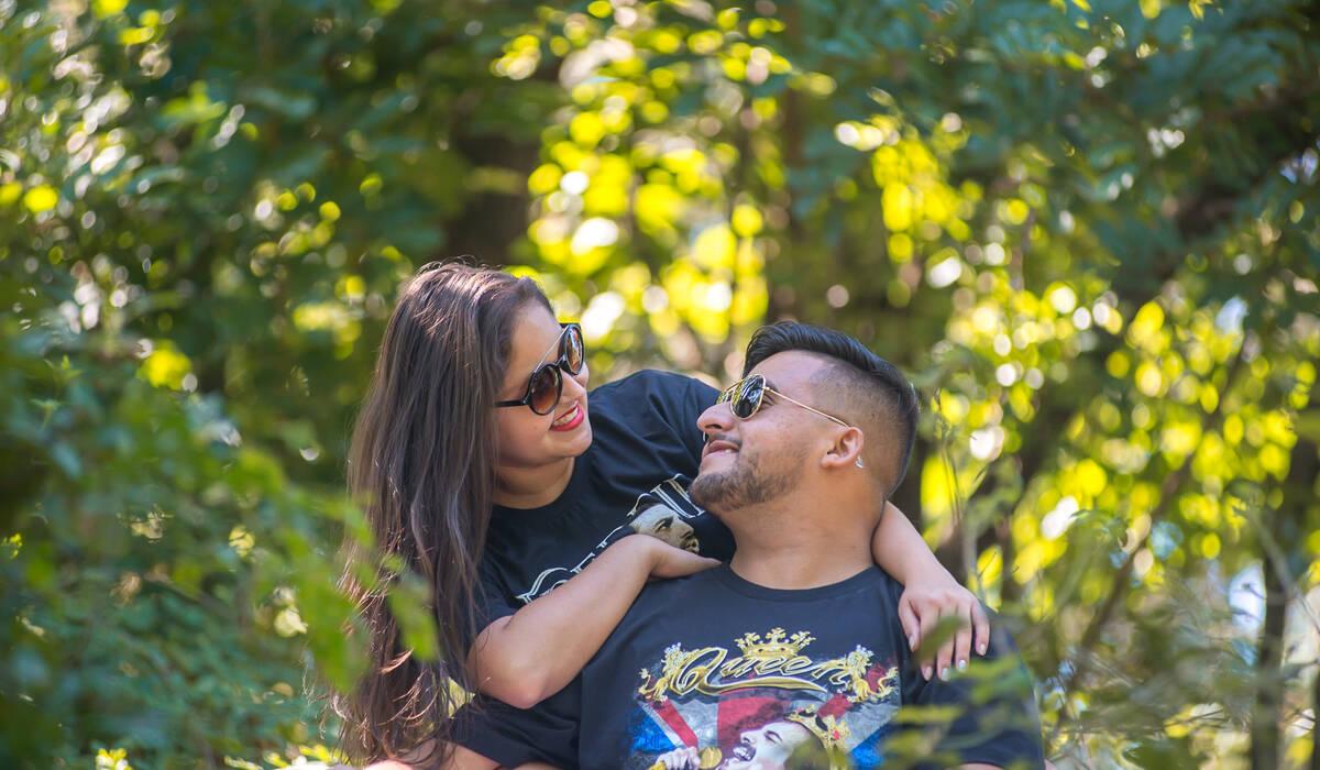 Ensaio Pré Wedding de Bruno e Jeniffer