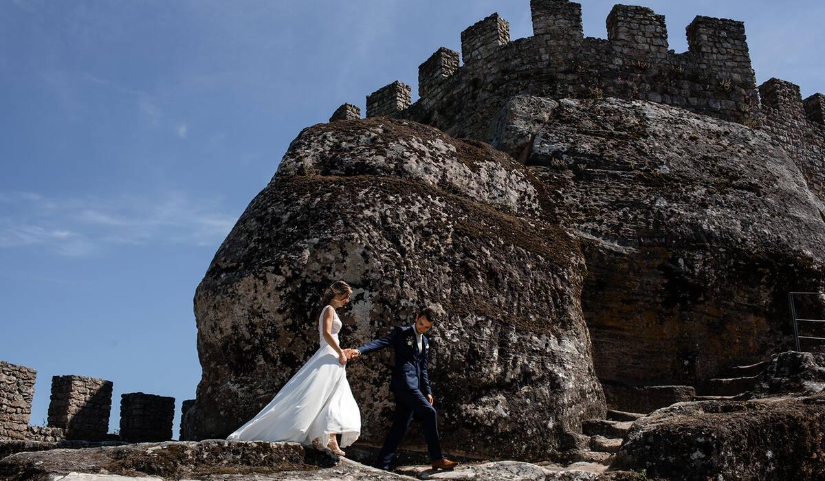 Casamento de Madalena & Thomas