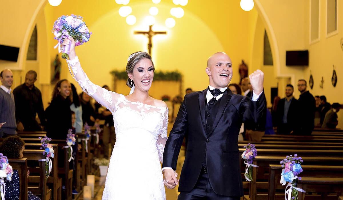 Casamento de Lilian & Alex